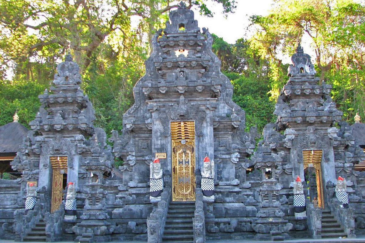 The Bali Adventure Bat Temple