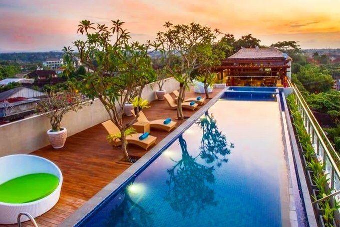 The Bali Adventure - Day 1 3
