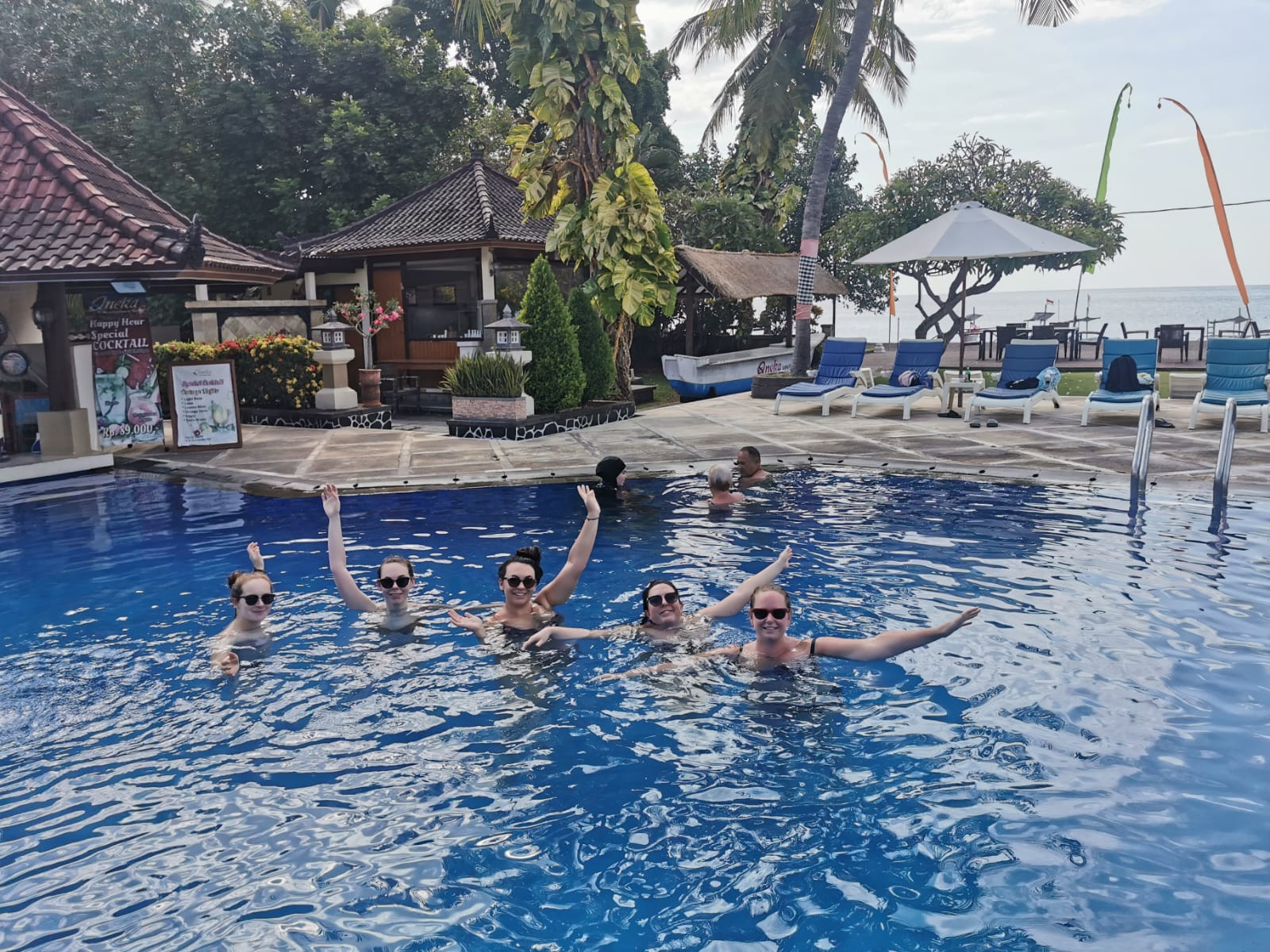 The Bali Adventure - Day 7