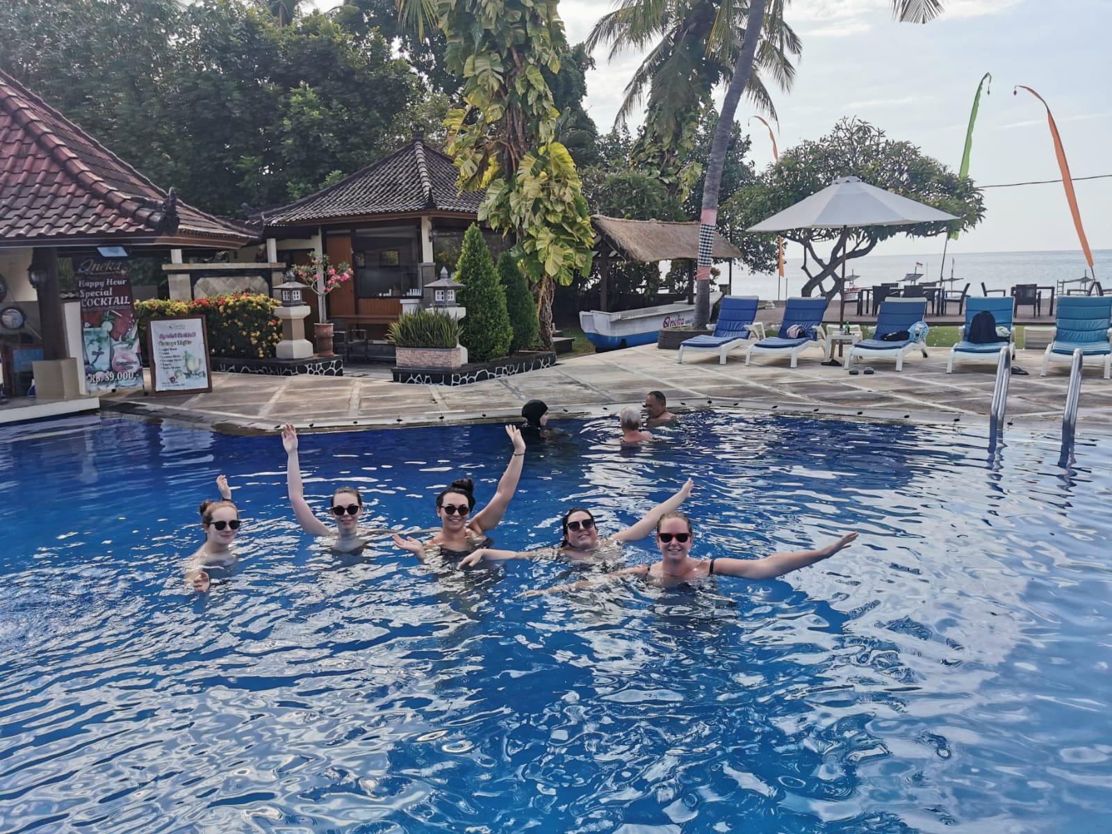 The Bali Adventure - Day 7